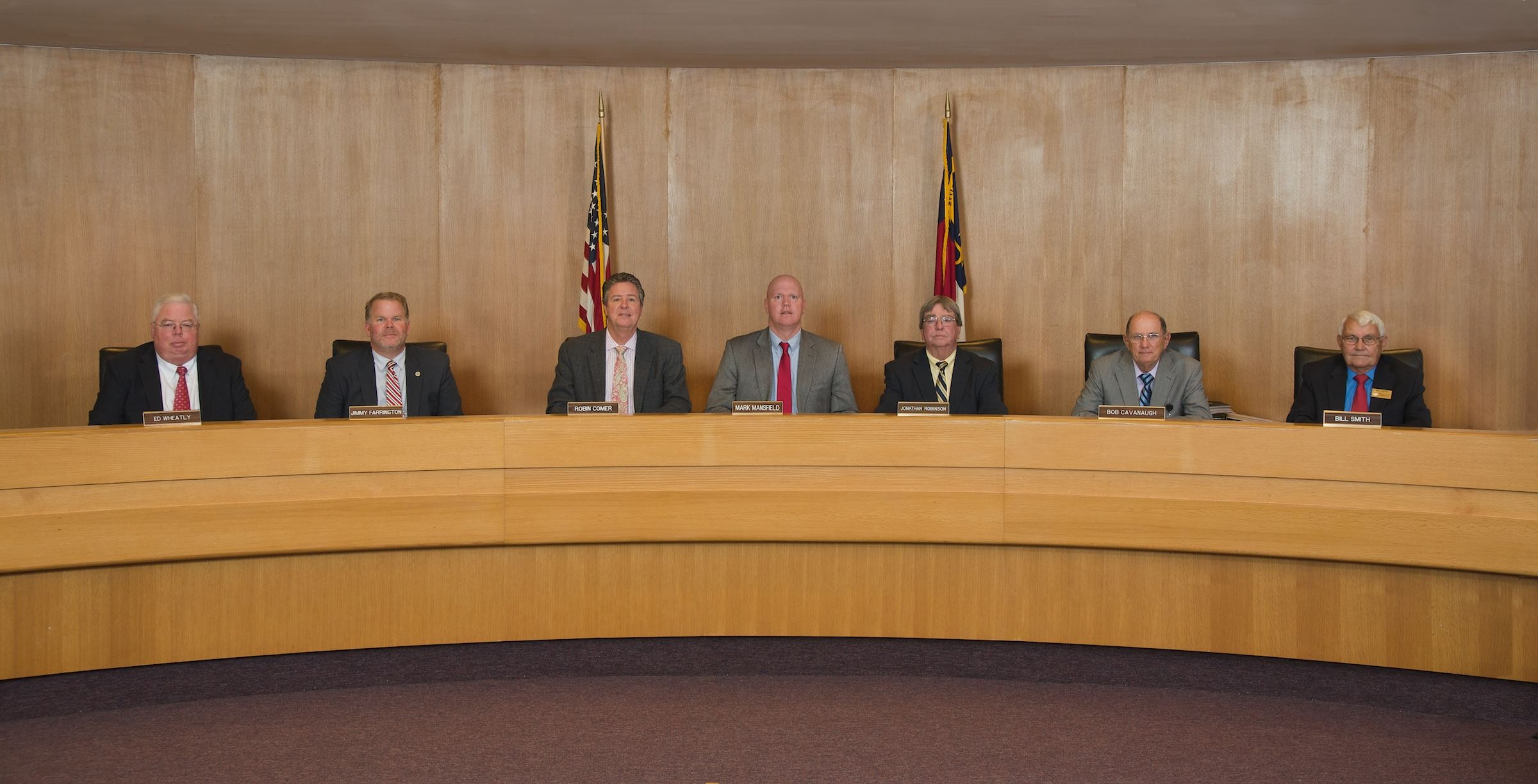 County Commissioners | Carteret County, NC   Official Website