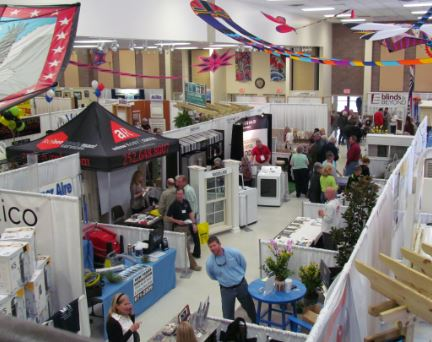 convention event booths