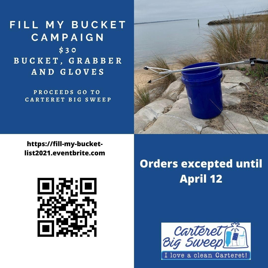 Fill My Bucket