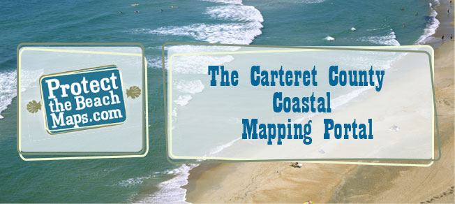 Carteret County Coastal Mapping Portal