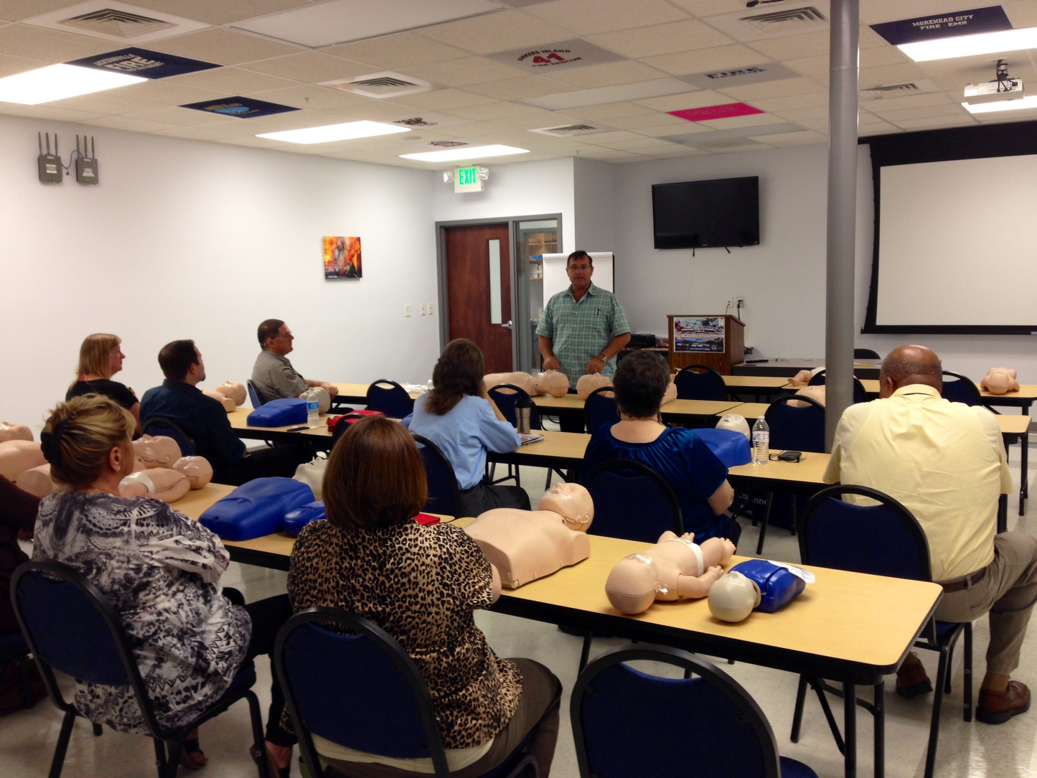 CPR/AED Training 09