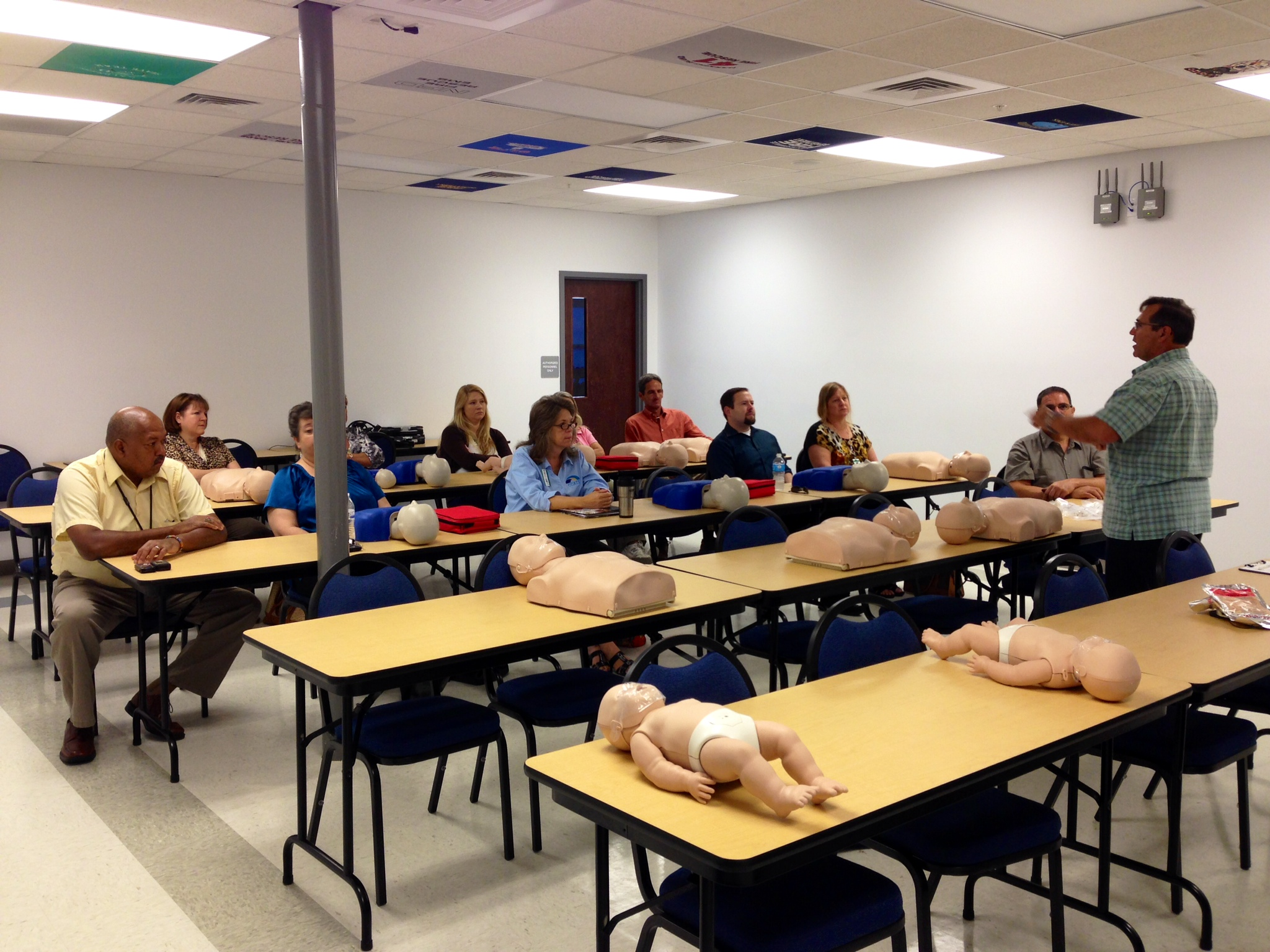 CPR/AED Training 08