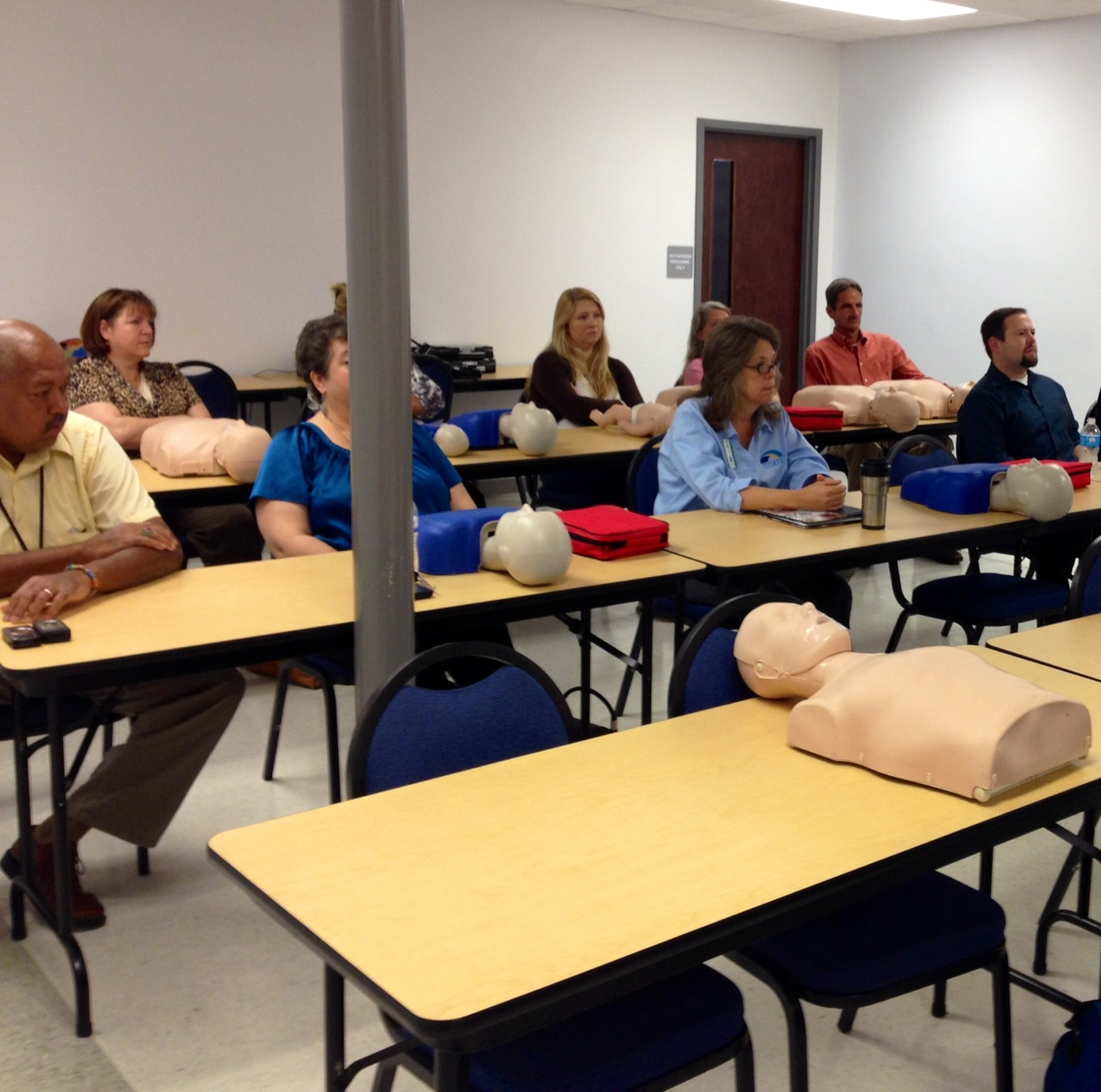 CPR/AED Training 07