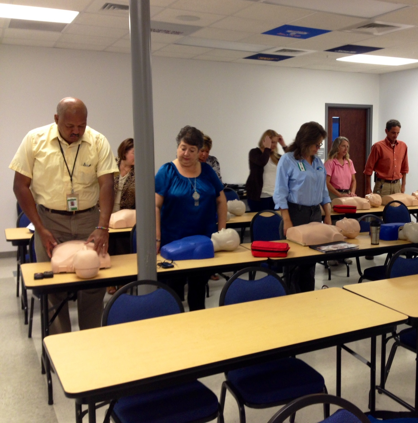 CPR/AED Training 06