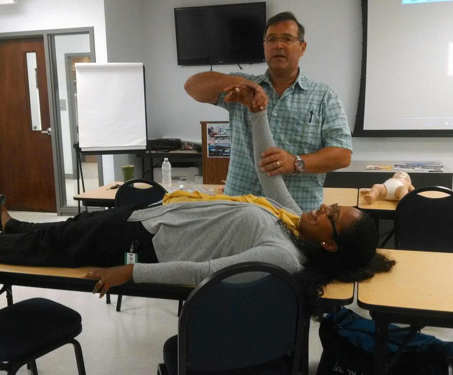 CPR/AED Training 05