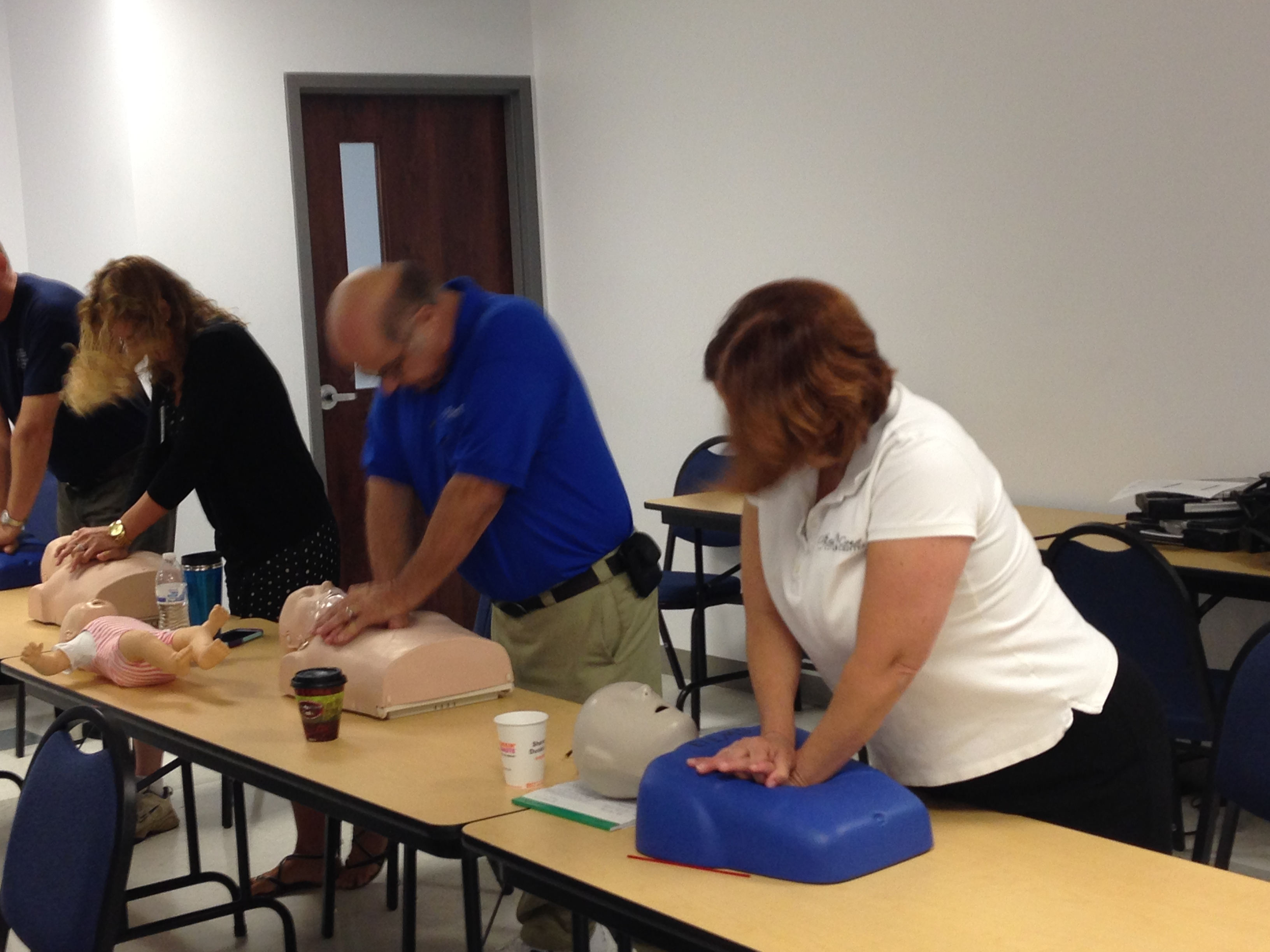 CPR/AED Training 04