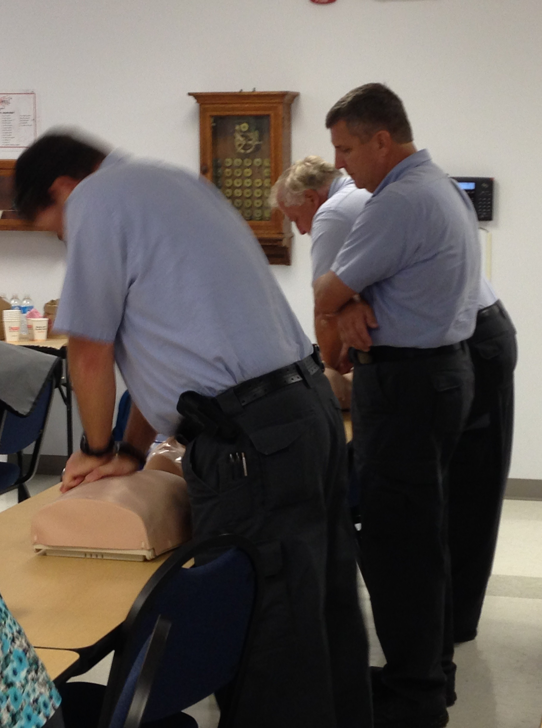 CPR/AED Training 03