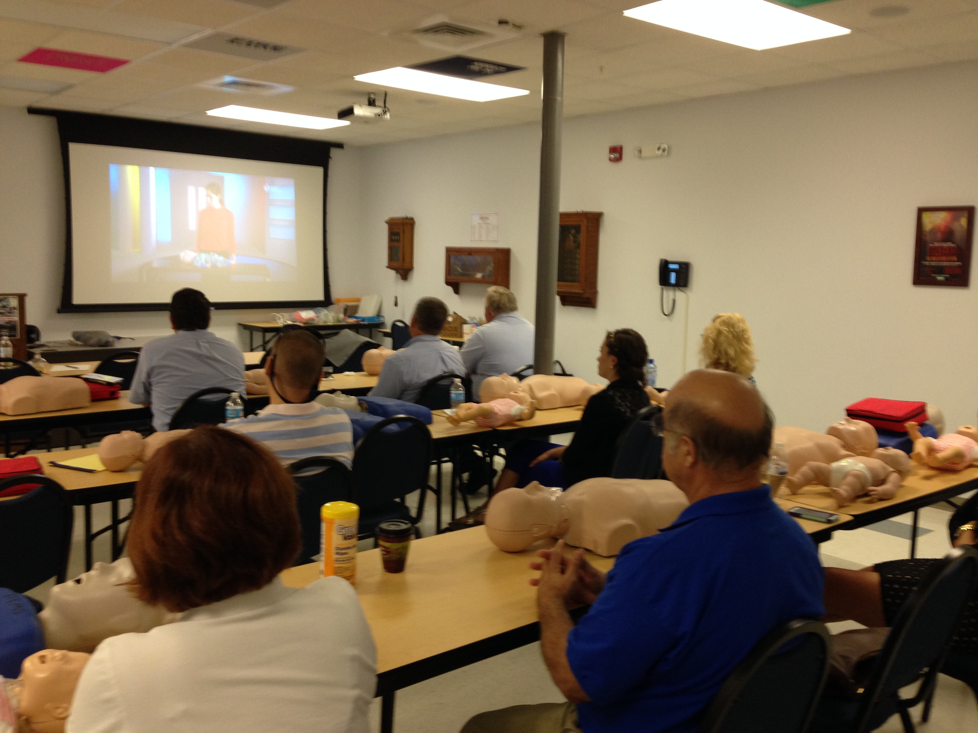 CPR/AED Training 02