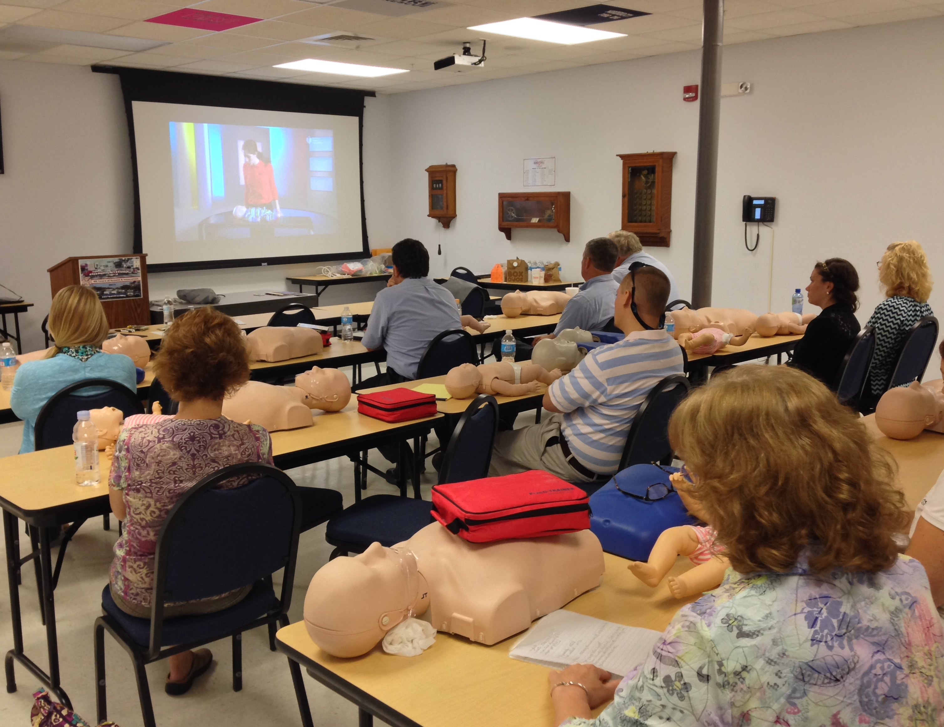 CPR/AED Training 01
